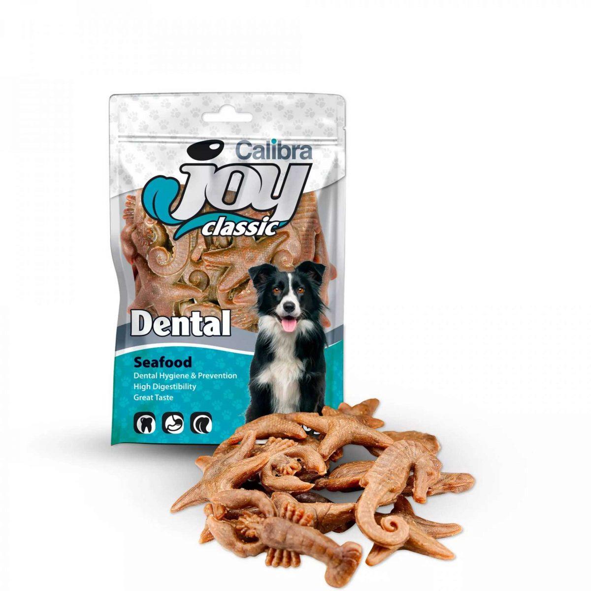 412 calibra dog joy dental seafood