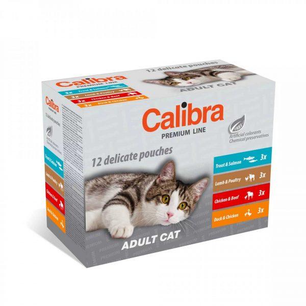 Mokra hrana za odrasle mačke