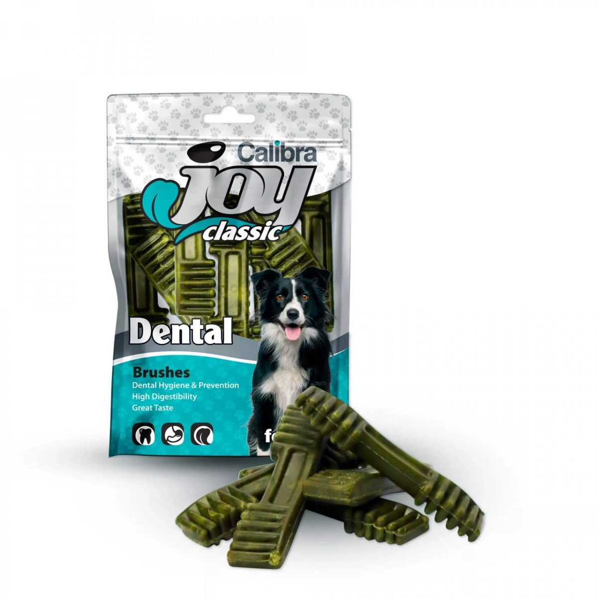 894 calibra dog joy dental brusches