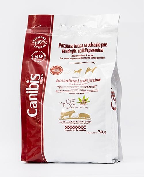 hrana za odrasle pse